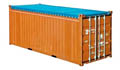 20 opentop container