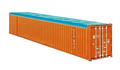 40 opentop container